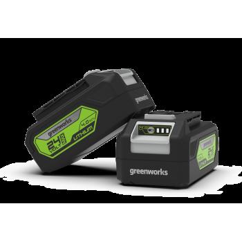 Аккумулятор Greenworks G24B2 24V 4 А.ч