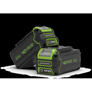 Аккумулятор Greenworks G40B2, 40V, 4 А.ч