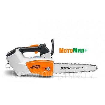 Аккумуляторная пила Stihl MSA 160 T (одноручка) без аккумулятора / зарядного устройства.