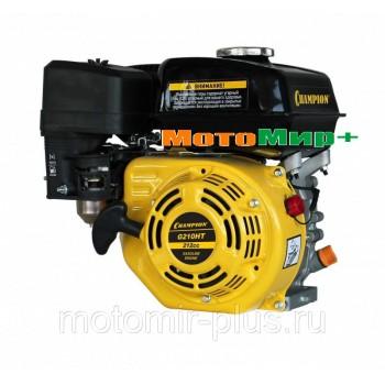 Двигатель бензиновый Champion G210HT 7 л.с. для мотопомпы