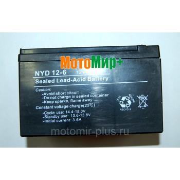 Аккумулятор Champion для генератора GG 7501E-3/ GW200AE (12V 12Ah 150/100/100мм)