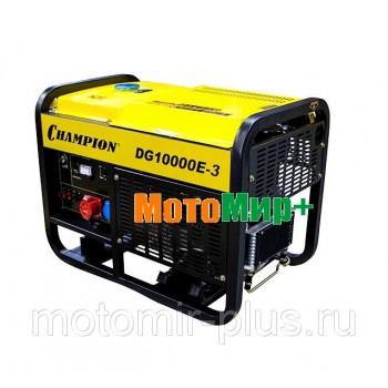 Генератор Champion DG10000E-3 (дизельный)
