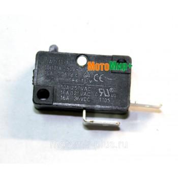 Микровыключатель аварийный электропилы Champion 118 / 420 / 420N (10А)