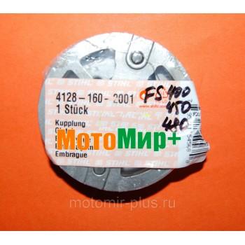 Муфта сцепления мотокосы Stihl FS 120 / 250 / 450 / 480 ― оригинал