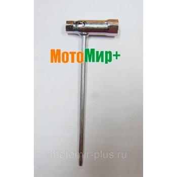 Ключ свечной (звезда) Stihl для мотокос оригинал