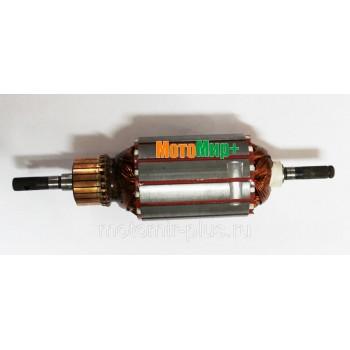 Ротор электрокосы Champion ET1001A / 1002A нового образца
