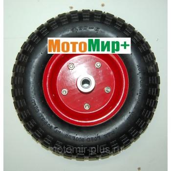 Колесо тачки 4,0*6 диаметр подшипника 20 мм
