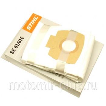 Фильтр - мешки для пылесоса Stihl SE 62, 5 шт.