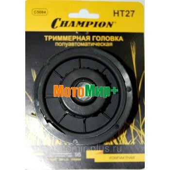 Косильная головка Champion HT27 (болт М6*1.25 правая) Компактная (ET600, ET600A, Т281)
