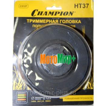 Косильная головка Champion HT37 (гайка М10*1.25 левая) Повышенная прочность (Т233-Т517)