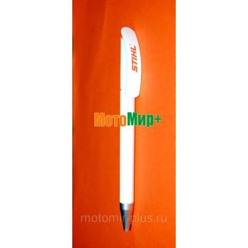 Ручка шариковая Stihl белая