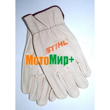 Перчатки Stihl из воловьей кожи (00008841193) M
