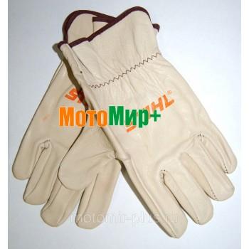 Перчатки Stihl из воловьей кожи (00008841132) L