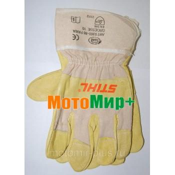Перчатки Stihl зеленые (00008841196)