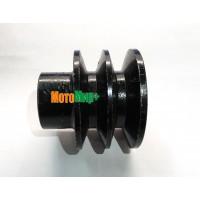 Шкив 20 мм для мотоблока МБ для установки современных импортных двигателей чугунный